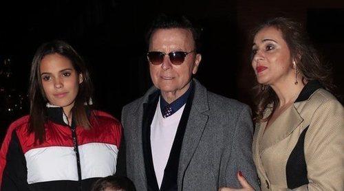 Gloria Camila, Ortega Cano y Ana María Aldón, positivo en Coronavirus