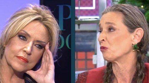 Paola Dominguín veta a Lydia Lozano: