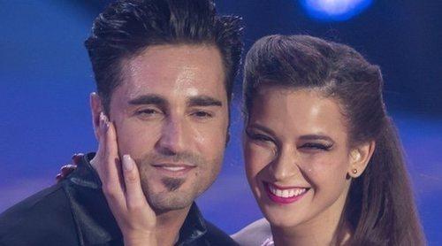 Yana Olina comienza el año más enamorada que nunca de David Bustamante