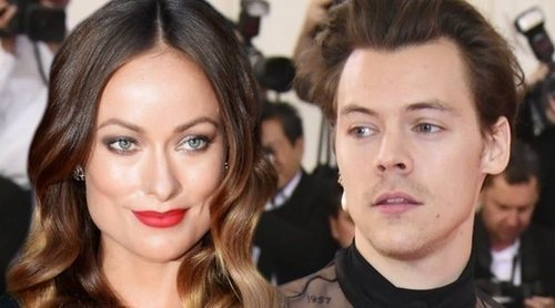Harry Styles y Olivia Wilde, pareja sorpresa: Acudieron de la mano a una íntima boda