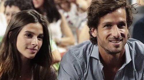 Feliciano López y Sandra Gago han sido padres de su primer hijo