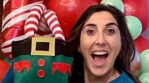 La decoración más esperada: Paz Padilla llena su casa de elfos con la llegada de los Reyes Magos
