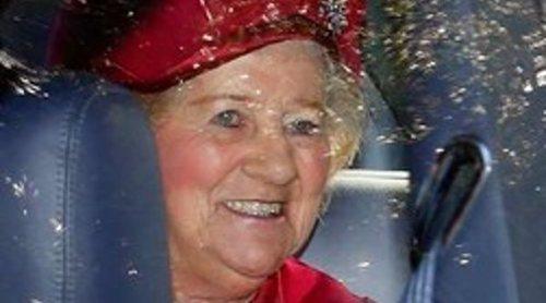 Muere Lady Mary Colman, la primísima de la Reina Isabel