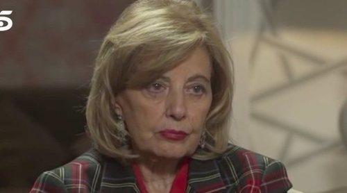 La tensa entrevista de Isabel Gemio a María Teresa Campos: 'Eres una cerda'