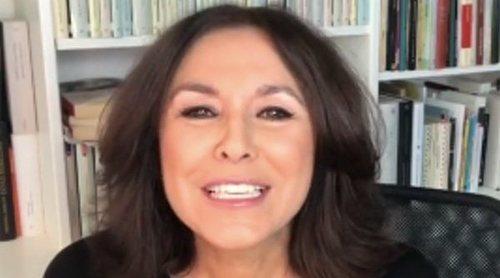 Isabel Gemio responde a los insultos de María Teresa Campos: 'Yo no necesito la polémica, ni la quiero'