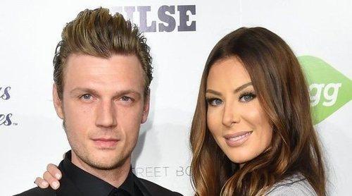Nick Carter y Lauren Kitt anuncian que están esperando su tercer hijo
