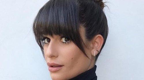 Lea Michele comparte las secuelas que está sufriendo su cabello tras ser madre: 'Al final es temporal'