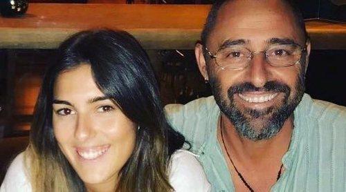 Anna Ferrer se sincera sobre la relación con su padre