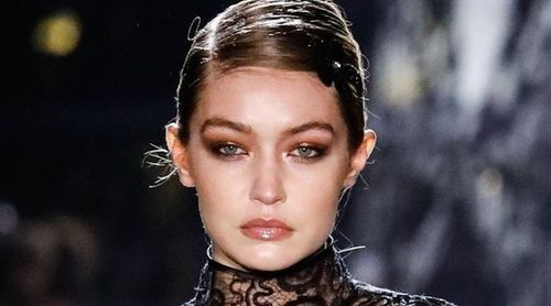 Gigi Hadid confiesa cuándo se enteró de que estaba embarazada en plena Fashion Week