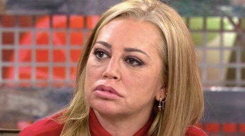 Anabel Pantoja no traicionó a Belén Esteban: 'No ha hablado con nadie, se lo han inventado y me lo he creído'