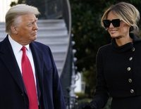 """Donald Trump despide su presidencia rodeado de su familia y con sabor agridulce: """"¡Tengan una gran vida!"""""""