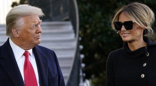 Donald Trump despide su presidencia rodeado de su familia y con sabor agridulce: '¡Tengan una gran vida!'