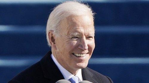 Besos, complicidad y una reliquia familiar: Así fue la toma de posesión de Joe Biden como Presidente de Estados Unidos