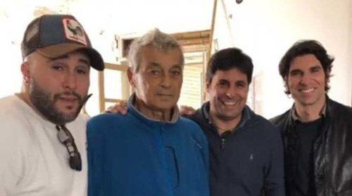 Muere José Rivera 'Riverita', tío de Fran, Cayetano y Kiko Rivera, a los 75 años
