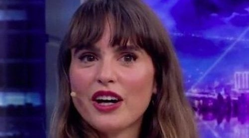 Verónica Echegui confiesa en 'El hormiguero' que casi prende fuego a su casa dos veces