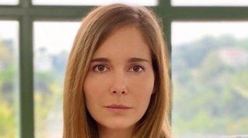 Natalia Sánchez termina en urgencias tras llevarse un susto con uno de sus hijos