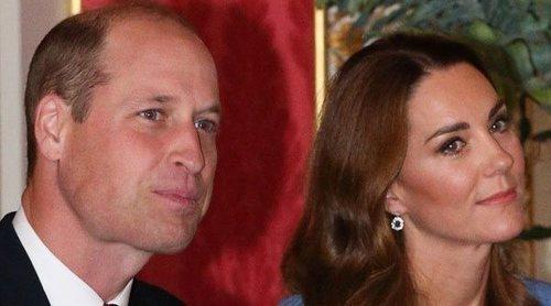 La mascota del Príncipe Guillermo y Kate Middleton y sus hijos que les ayudó a afrontar la muerte de su perro Lupo