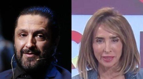 Rafael Amargo declara la guerra a María Patiño: 'Que tenga cuidado. Ella también tiene familia'