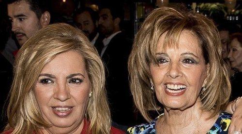 María Teresa Campos saca la cara por Carmen Borrego: 'Está en un momento de su vida muy sensible'