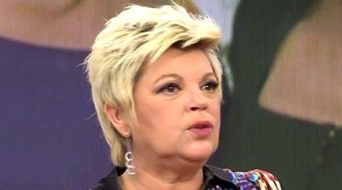 Terelu Campos relata la agresión que sufrieron su madre María Teresa Campos y ella en Málaga