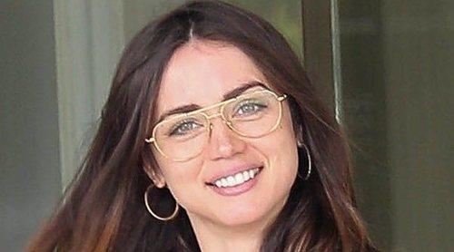 Ana de Armas reaparece con un nuevo look tras romper con Ben Affleck