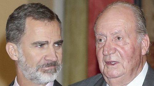 El Gobierno aclara la vacunación del Rey Felipe y niega un plan específico para el Rey Juan Carlos