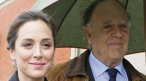 Tamara Falcó recuerda a su padre Carlos Falcó el día que hubiese cumplido 84 años
