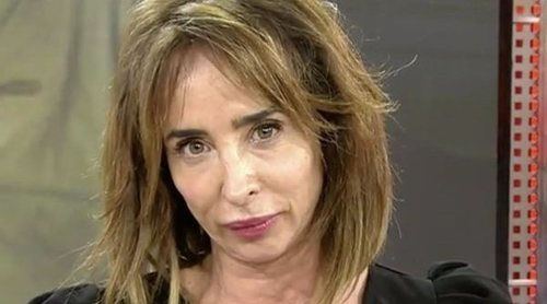 María Patiño, tras escuchar lo que dijo de ella Kiko Rivera y Gustavo González en 2006: 'Sois unos machistas'