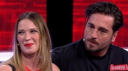 Yana Olina y Beatriz Mur, las parejas de David Bustamante y Pablo Puyol y su mejor ayuda en 'El desafío'