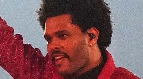 La espectacular pero también agridulce actuación de The Weeknd en una atípica Super Bowl 2021