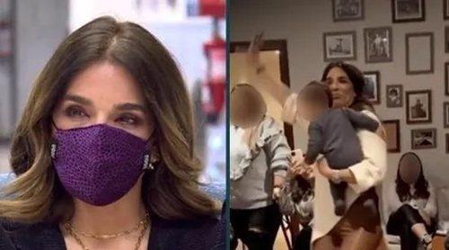 Raquel Bollo tras saltarse las medidas anticovid con una fiesta: 'No puedo justificar nada, solo asumir la culpa'
