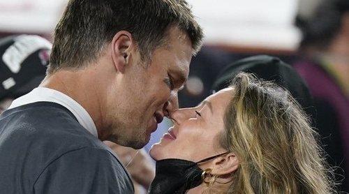 Tom Brady consigue su séptima victoria en la Super Bowl 2021 ante el orgullo de Gisele Bündchen