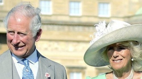 El Príncipe Carlos y Camilla Parker, vacunados contra el coronavirus
