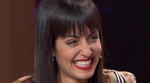 Hiba Abouk cuenta cómo la maternidad le ha cambiado la vida: 'Soy mucho más feliz desde que tengo a mi hijo'