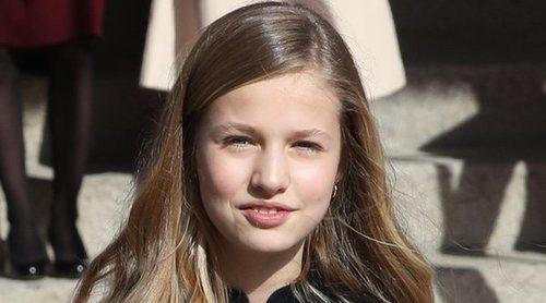La Princesa Leonor estudiará Bachillerato en un internado de Gales