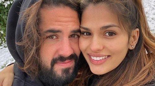 Sara Sálamo, cansada de que cuestionen a Isco Alarcón como padre: 'Compartimos crianza'