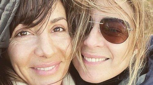 La romántica felicitación de Sandra Barneda a Nagore Robles: 'Te quiero en la complejidad y la inmensidad'