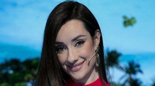 La reacción de Adara Molinero al embarazo de Hugo Sierra e Ivana Icardi: 'No es mi historia'