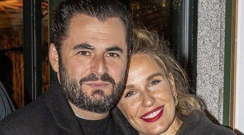 La discreta boda de Emiliano Suárez y Carola Baleztena antes del nacimiento de su hija