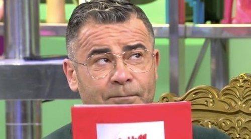 Jorge Javier Vázquez acepta el trono exprés de 'Mujeres y Hombres y Viceversa'