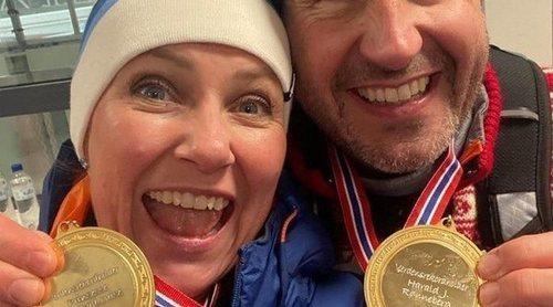 Marta Luisa de Noruega entra en el Libro Guinness de los récords