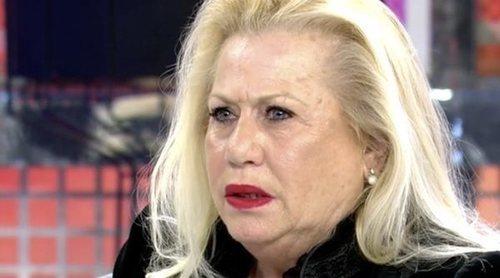 Mayte Zaldívar, sobre el trato de Isabel Pantoja a Kiko Rivera e Isa: 'Un poquito con faltas de respeto'