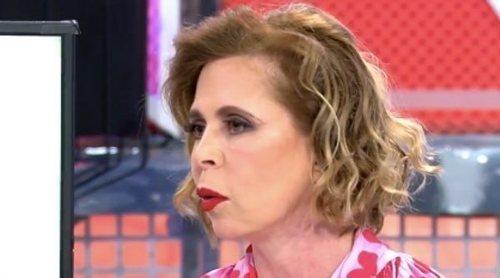 Ágatha Ruiz de la Prada recuerda su peor entrevista con Isabel Gemio: 'Fue muy antipática'