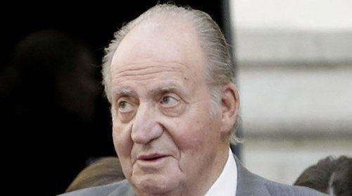 La imagen del Rey Juan Carlos que desmiente que esté grave