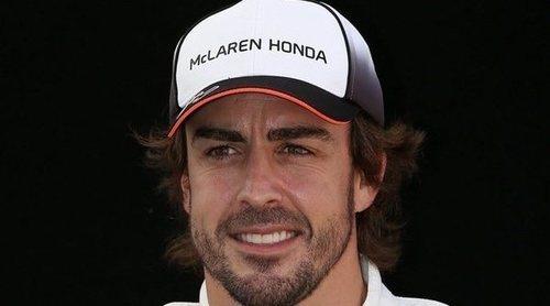 Fernando Alonso recibe el alta cuatro días después de haber sido atropellado por un vehículo