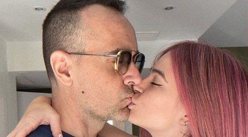 Laura Escanes y Risto Mejide, dispuestos a dejar claro que no están pasando por una crisis en su matrimonio