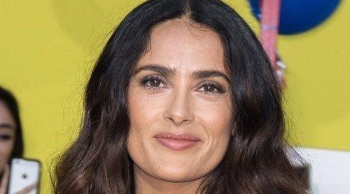 Salma Hayek habla sobre cómo fue grabar escenas de sexo con Antonio Banderas