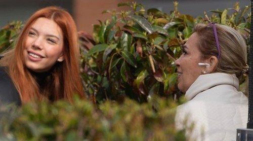 Carmen Borrego y Alejandra Rubio se reúnen a solas para acercar posturas: ¿Reconciliación a la vista?
