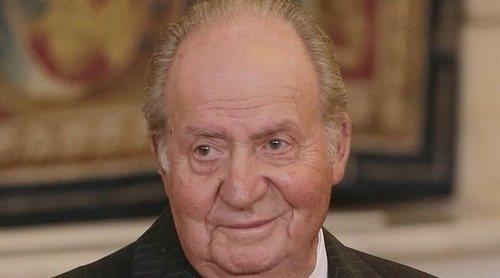 El Rey Juan Carlos recibe la vacuna contra el coronavirus en Abu Dabi