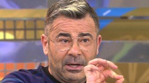Jorge Javier Vázquez vs Belén Esteban: 'Me demuestra qué clase de persona eres. Y no llores porque me da igual'